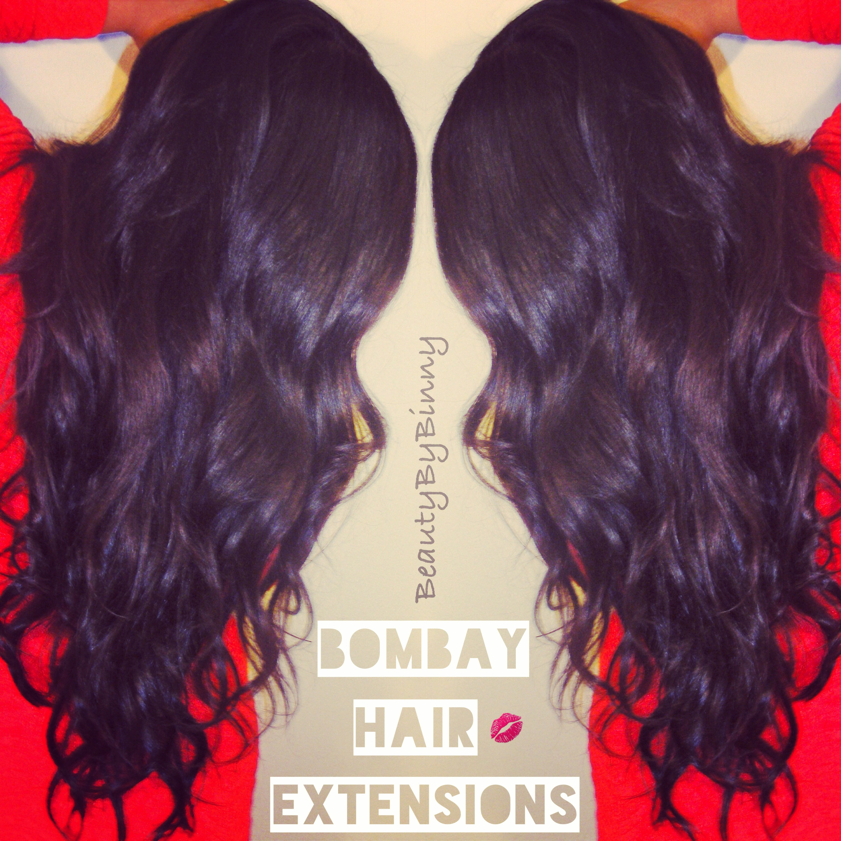 Tutorial Bombay Hair Clip In Extensions And Hot Tools Binny Khan